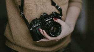 fotografía hoja de vida